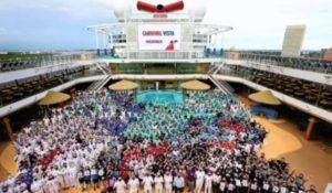 Carnival Vista Resumes Sailing From Galveston Today