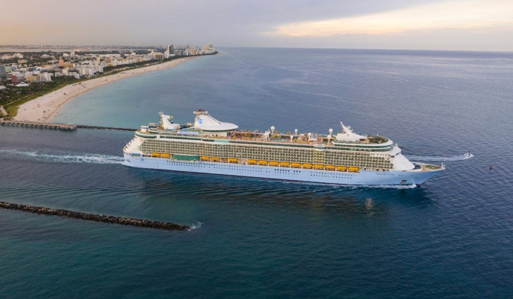 Freedom of the Seas Makes Highly Anticipated Return to Service