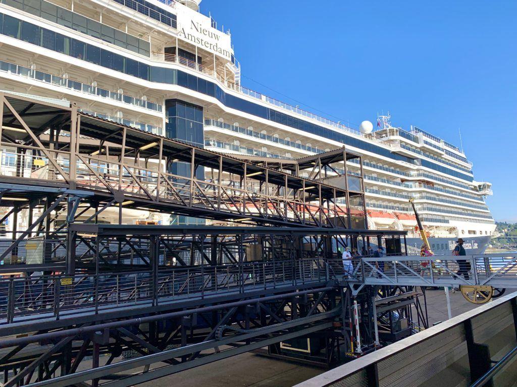 Holland America Line Nieuw Amsterdam Ship Scorecard Review