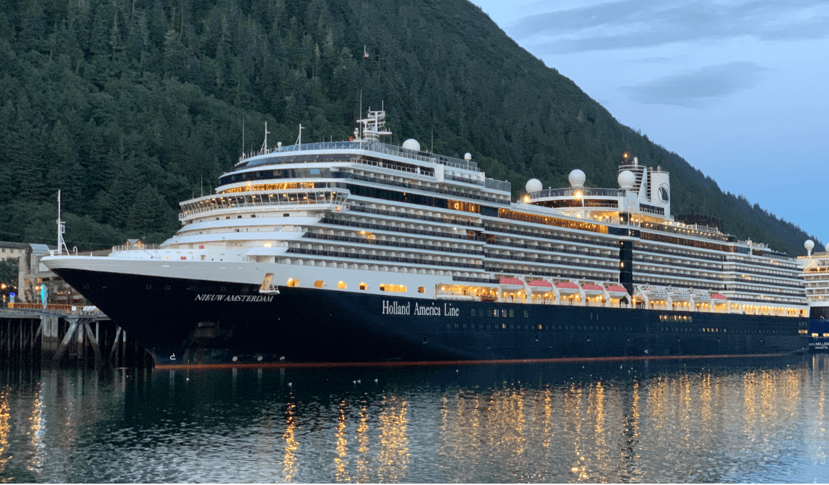 Holland America Line Cruise First Impressions