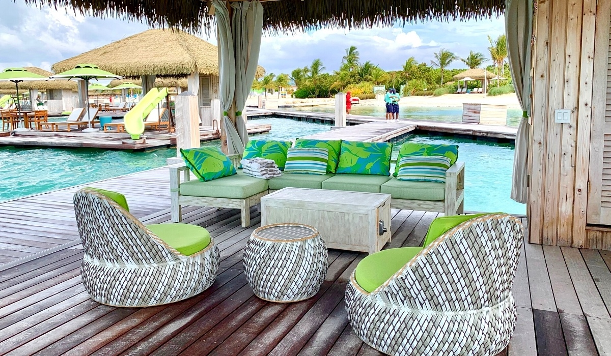 Everything You Need to Know About the Coco Beach Club on Perfect Day at CocoCay