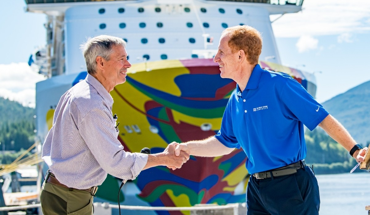 Norwegian Cruise Line's Great Cruise Comeback