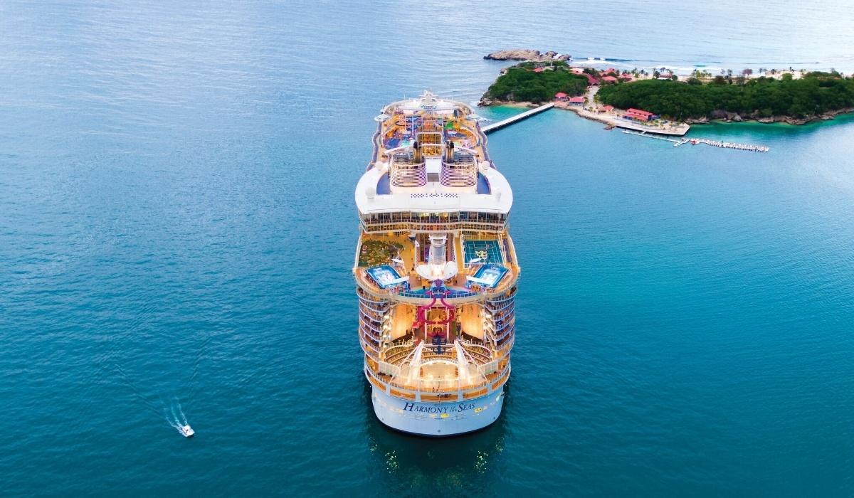 New Royal Caribbean Updates
