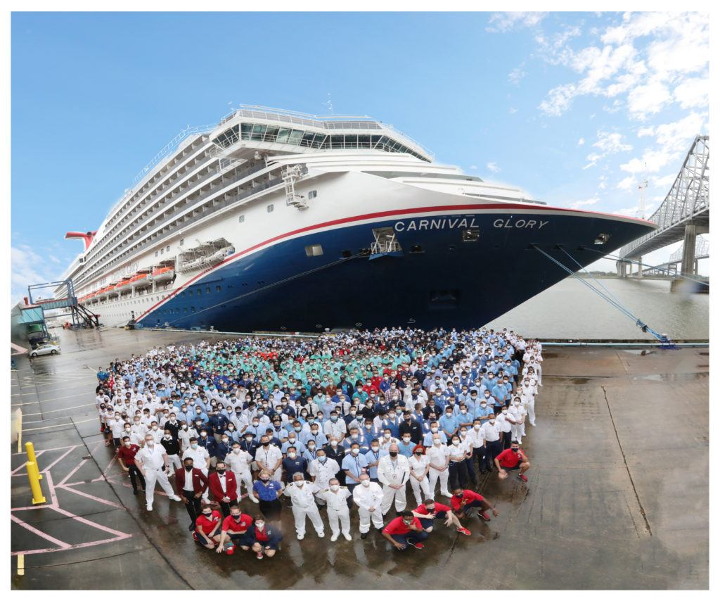 Half of Carnival Cruise Line's Fleet Is Now Back in Service   Eat Sleep Cruise