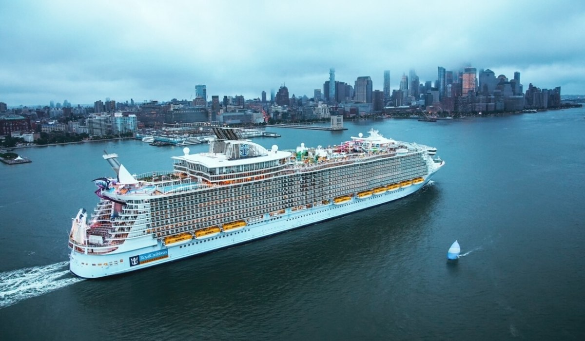 Oasis of the Seas Debuts in New York Area
